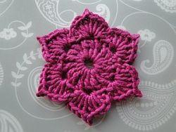 Beautiful Flower Crochet Patterns