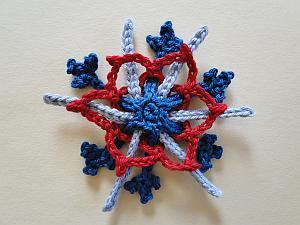 Longlegs Trefoil, Longlegs, Flower Web