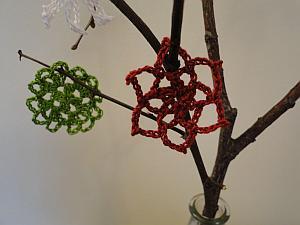 Granny's Flower and Flower Web