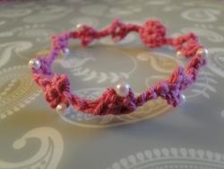 completed bracelet