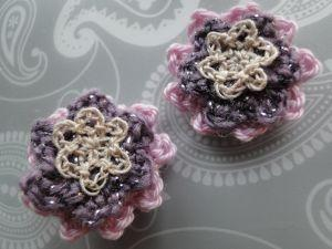 two little brooches I have just made