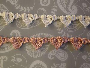 Crochet Hair Garland : Have Fun Crocheting Braids and Cords!