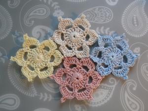 a four motif arrangement