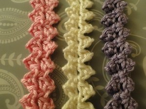 buttonbraid crochet pattern