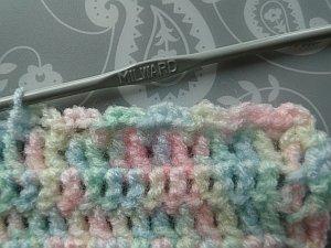 Easy Crochet Baby Blanket