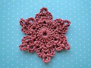 Grace's Flower crochet pattern