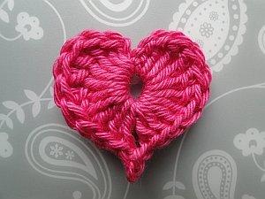 pink magic heart